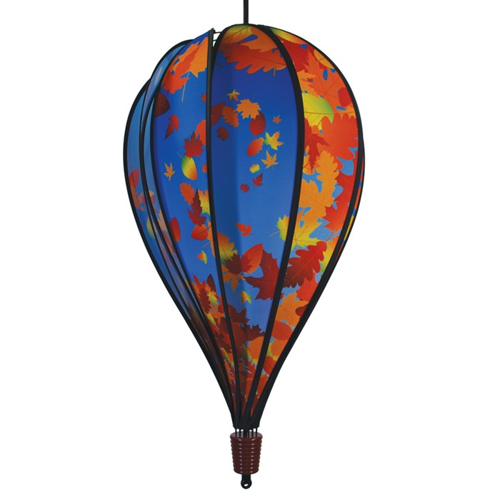 "25"" Fall Leaves Hot Air Balloon"
